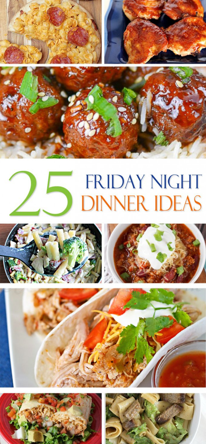 11 Friday Night Dinner Ideas | om nom nom nom... | Pinterest ..