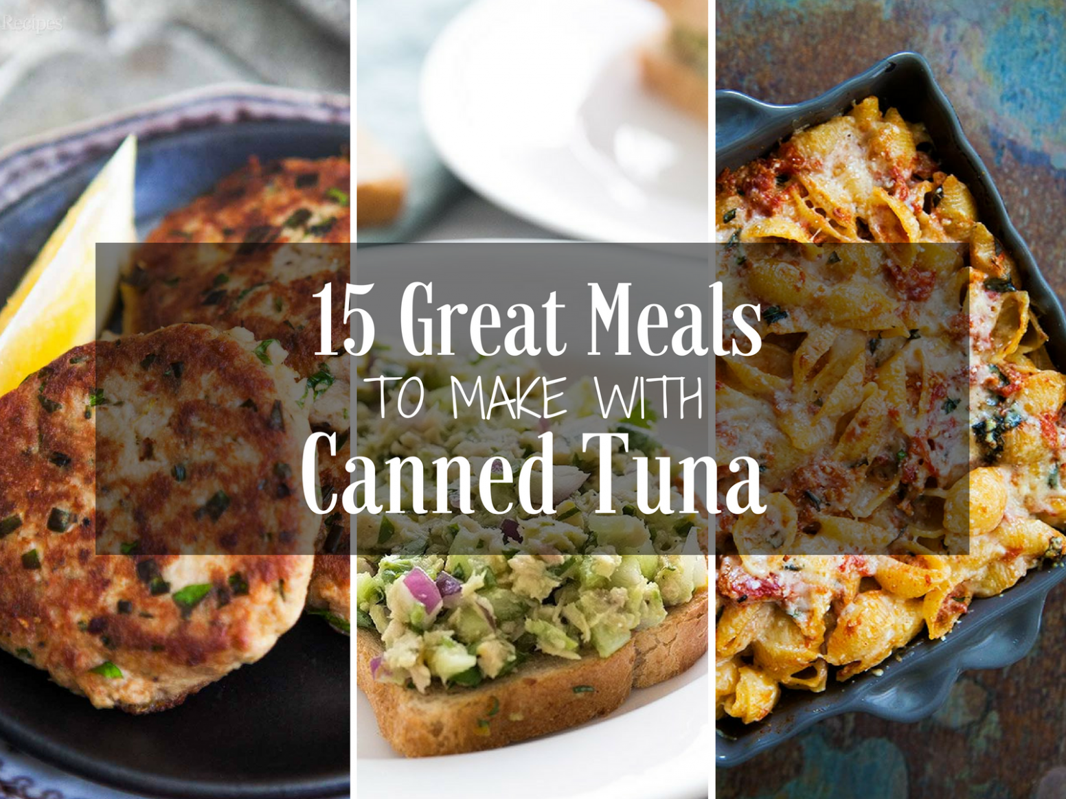 11 Great Meals to Make with Canned Tuna | SimplyRecipes