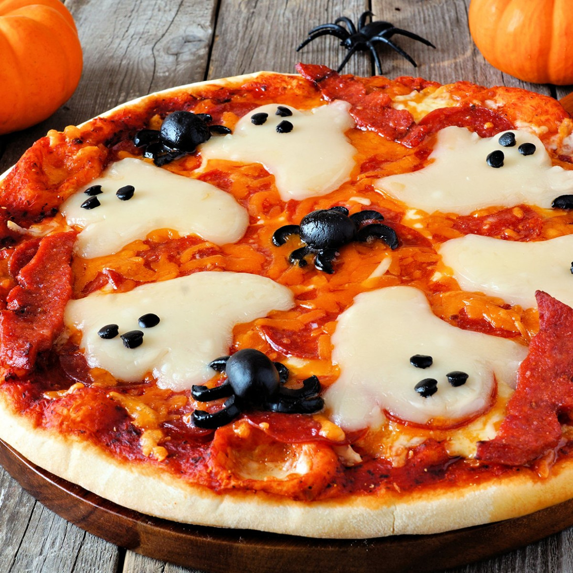 11 Halloween Food Ideas You Haven't Tried Yet | Taste Of Home - Halloween Food Recipes