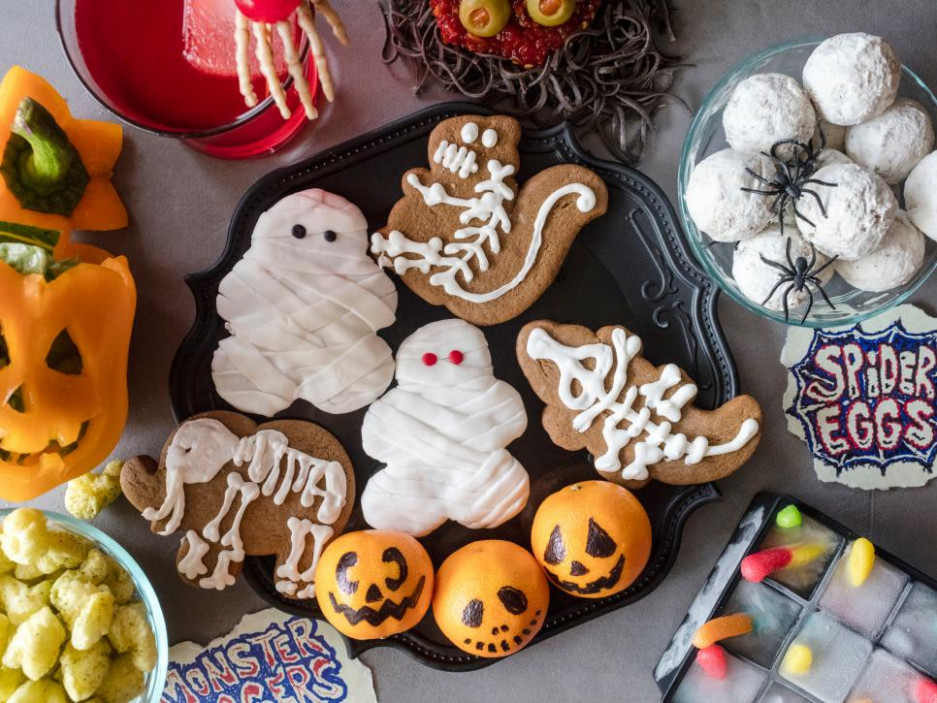 11 Halloween Foods for Kids : Food Network | Halloween ..