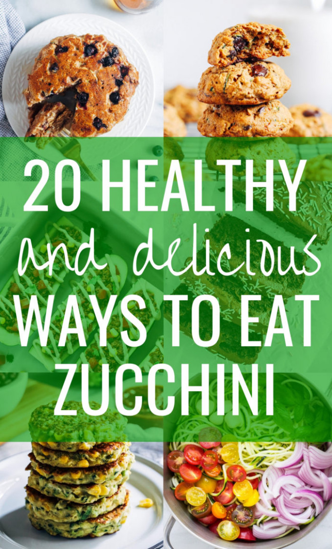 11 Healthy And Delicious Ways To Eat Zucchini - Making Thyme ..