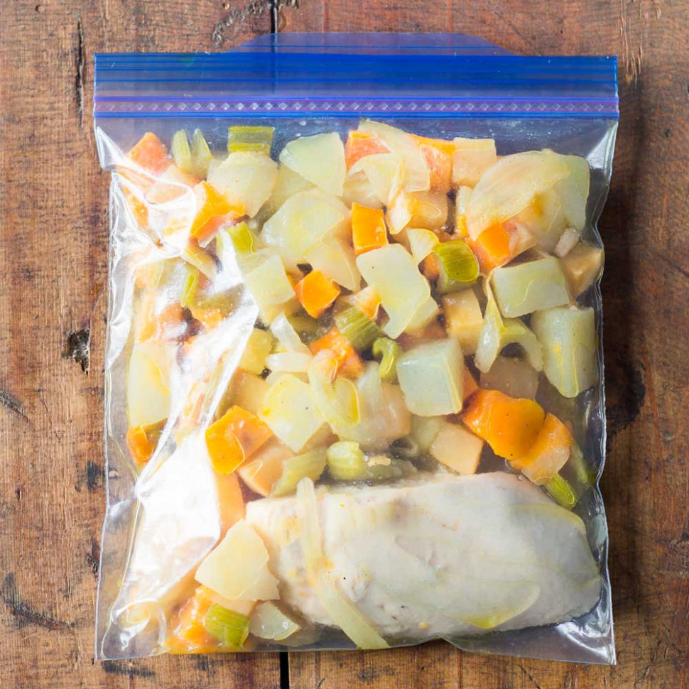 11 Healthy Freezer Meals with Chicken - recipes that freeze well healthy