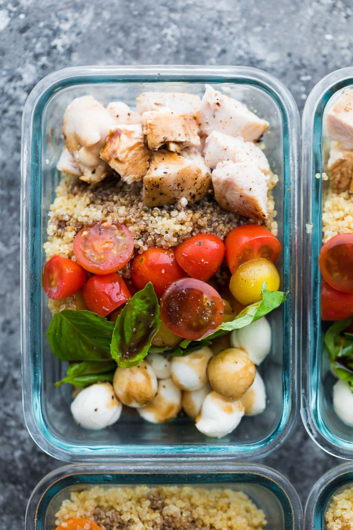 11 Healthy Lunch Ideas For Work - lunch recipes chicken