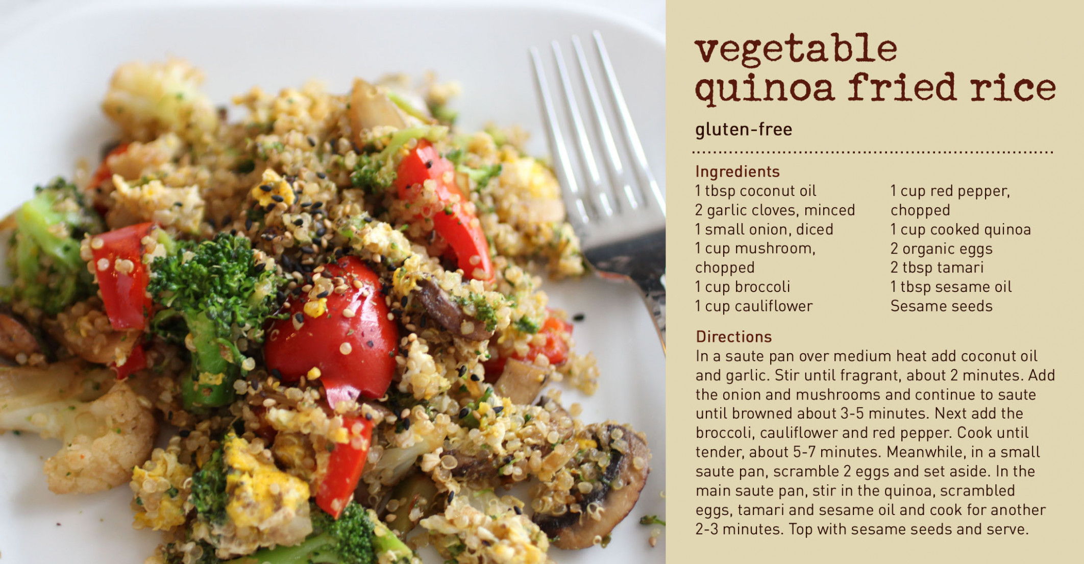 11 Healthy Quinoa Recipes | eat purely. live purely