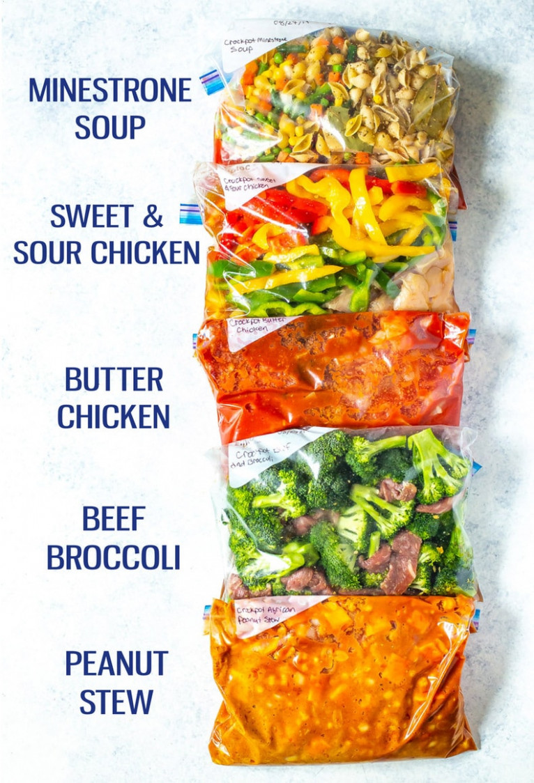 11 Healthy Slow Cooker Recipes (Dump Dinners!) - The Girl on ..