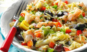 11 Heart Healthy Mediterranean Recipes | Taste Of Home – Healthy Recipes Good For The Heart