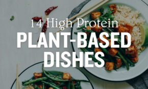 11 High Protein Plant Based Dishes | Minimalist Baker – Food Recipes Protein