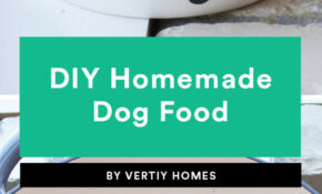 11 Homemade Dog Food Recipes We Won't Tell Anyone You Ate Some Of – Dog Food Recipes