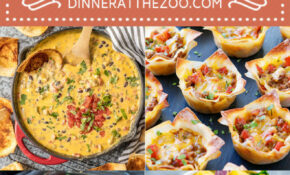 11 Incredible Mexican Appetizer Recipes – Dinner At The Zoo – Dinner Recipes Mexican