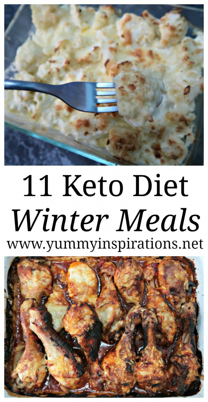 11 Keto Winter Recipes - Easy Low Carb Ketogenic Diet ..