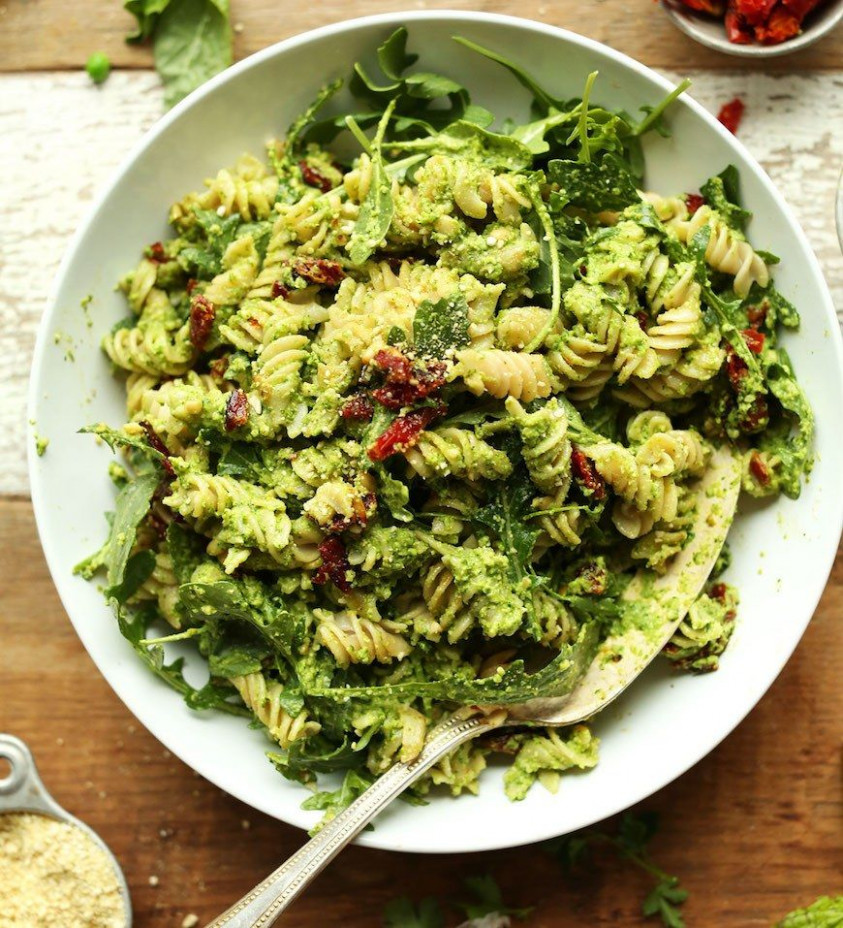 11 Meatless High-Protein Pasta Recipes in 2019 ..