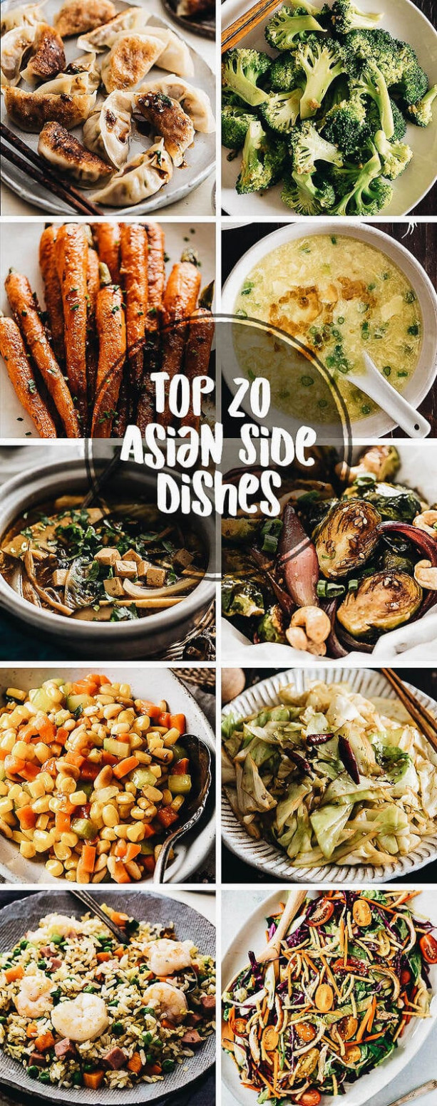 11 Quick And Easy Asian Side Dishes   Omnivore's Cookbook - Vegetarian Recipes Asian