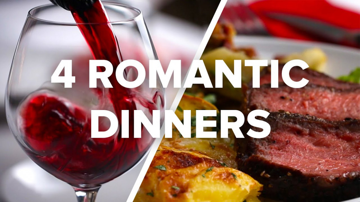 11 Romantic Dinners For Date Night - healthy date night recipes