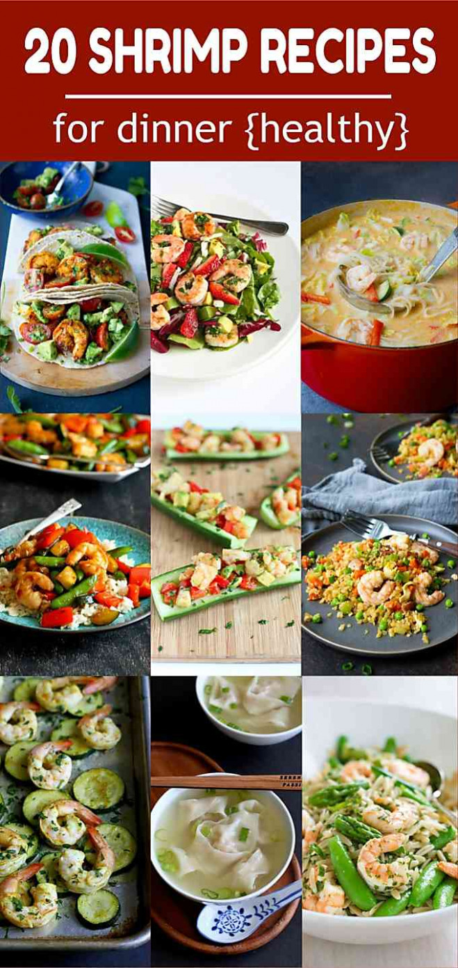 11 Shrimp Recipes For Dinner Healthy - Cookin Canuck - Healthy Recipes With Shrimp