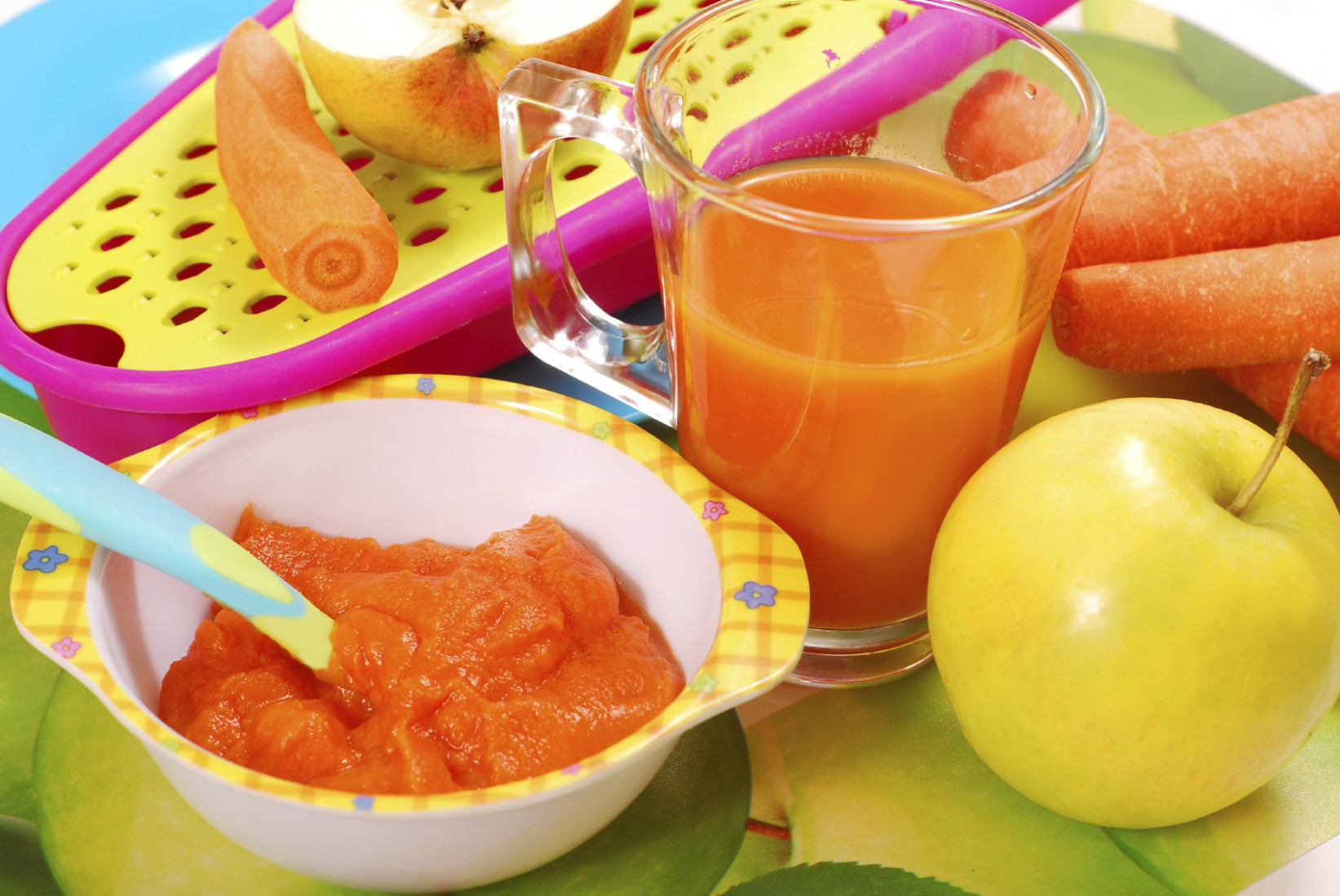 11 simple steps to fresh and nutritious homemade baby food ..