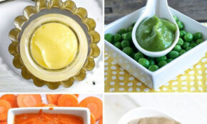 11 Stage One Baby Food Purees (11 11 Months | Baby Food ..