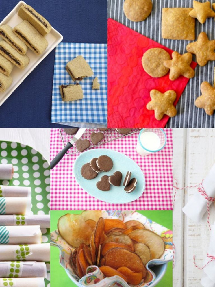 11 Store Bought Snacks You Can Make At Home   Weelicious - food recipes you can make at home