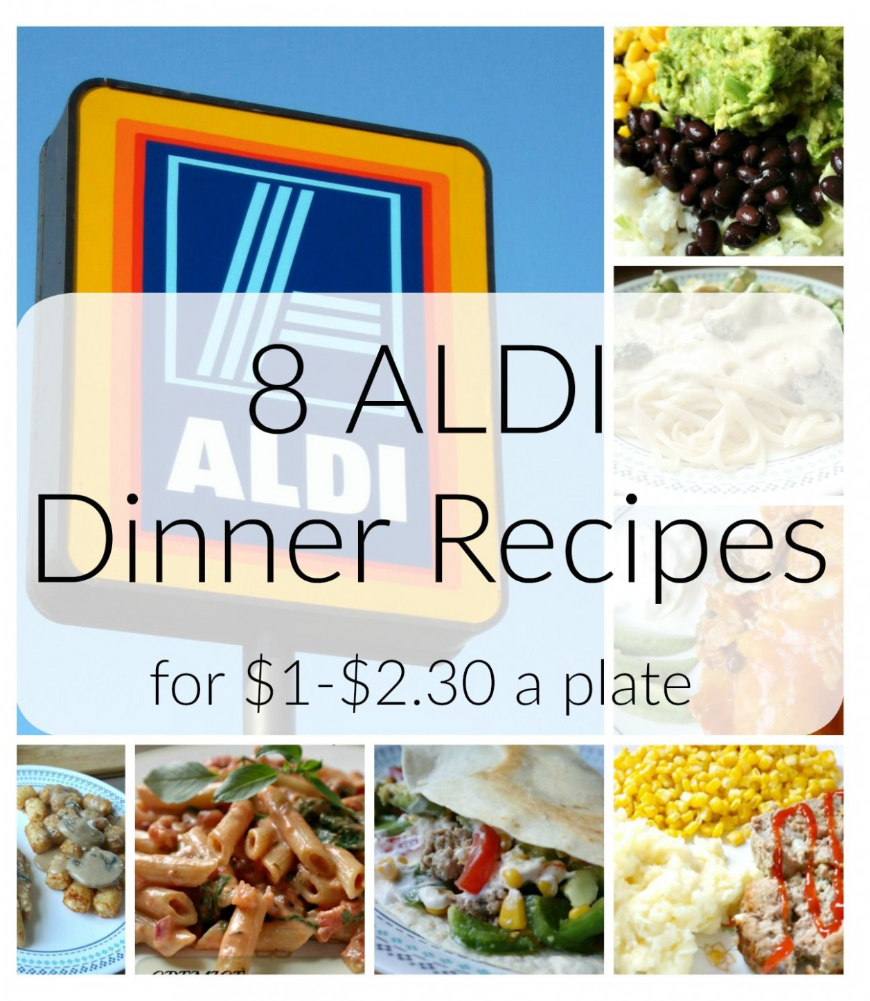 112+ Aldi Meals – Cheap Dinner Recipes Under $12 Per Serving ..