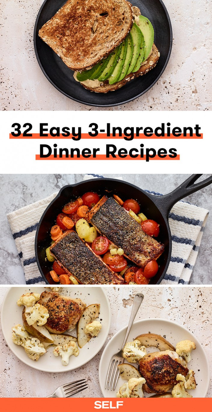 113 Healthy 13 Ingredient Dinner Ideas For When That's All You ..