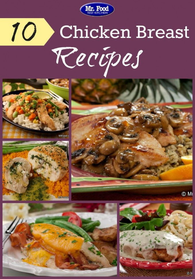 116 best images about Homemade Chicken Recipes on Pinterest - recipes mr food