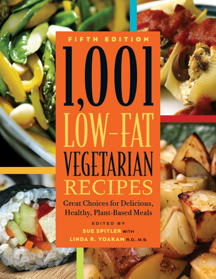 12, 122 Low-Fat Vegetarian Recipes: Great Choices for ..