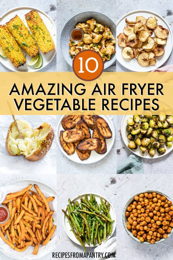 12 Amazing Air Fryer Vegetables Recipes - Recipes From A ..