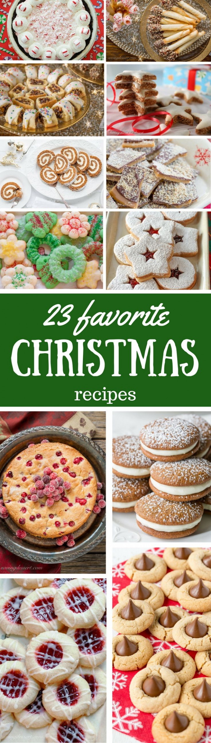 12 Best Christmas Cookies, Candy & Cake Recipes | Best ..