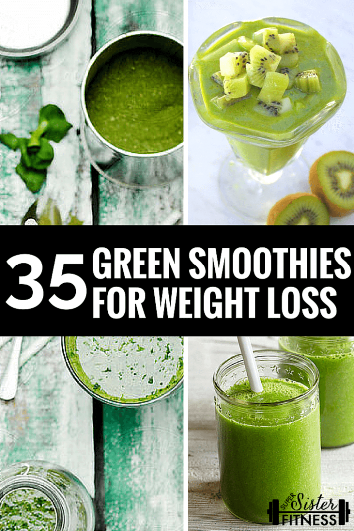 12 BEST Green Smoothie Recipes For Weight Loss | The ..