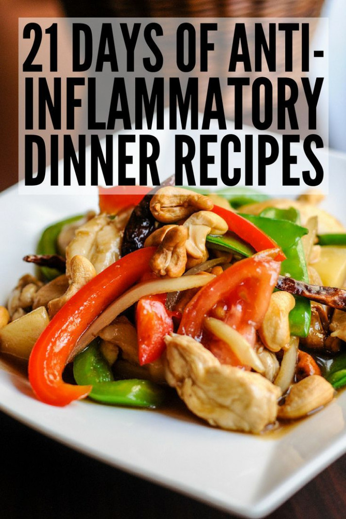 12 Day Anti Inflammatory Diet to Detox and Reduce ..