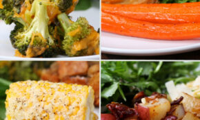 12 Easy 12 Ingredient Vegetable Side Dishes | Recipes – Food Recipes And Ingredients