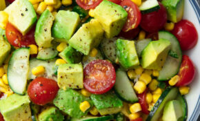 12+ Easy Avocado Salad Recipes - Best Salads with Avocado