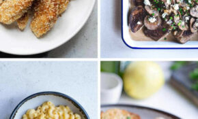 12 Easy Dinner Recipes (12 Minutes Or Less) – Savory Simple – Easy Recipes Dinner