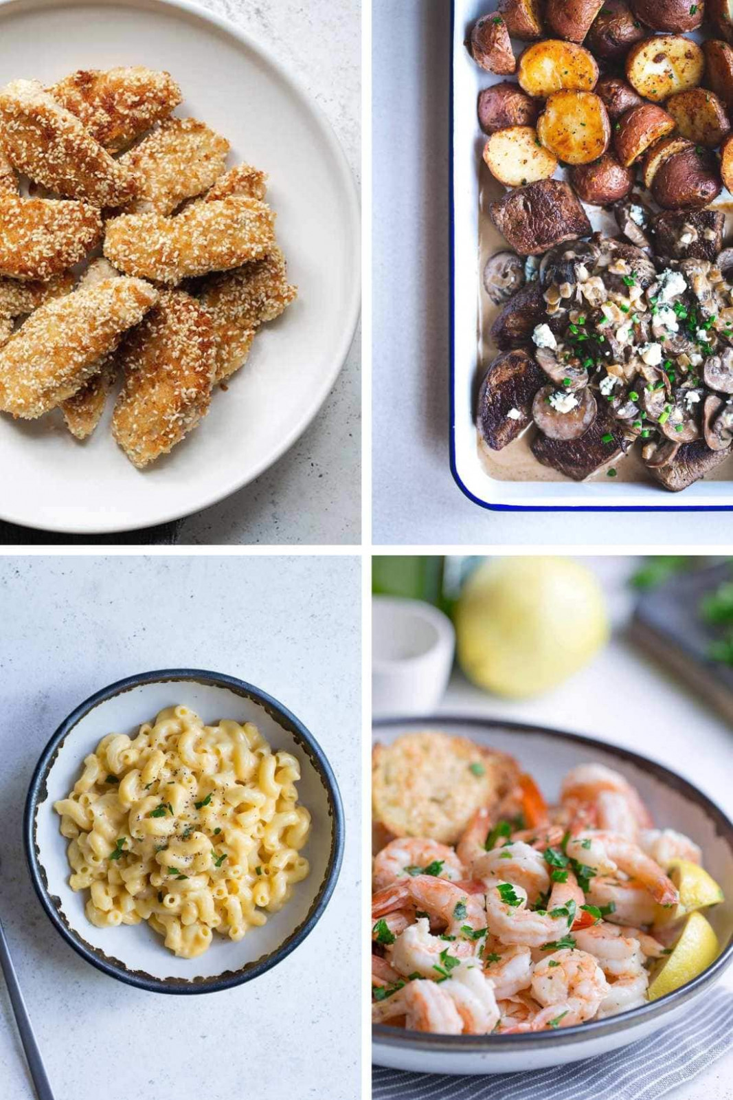12 Easy Dinner Recipes (12 Minutes or Less) - Savory Simple - easy recipes dinner