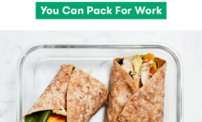 12 Easy No Cook Lunch Ideas You Can Pack For Work | SELF – Recipes To Try For Dinner