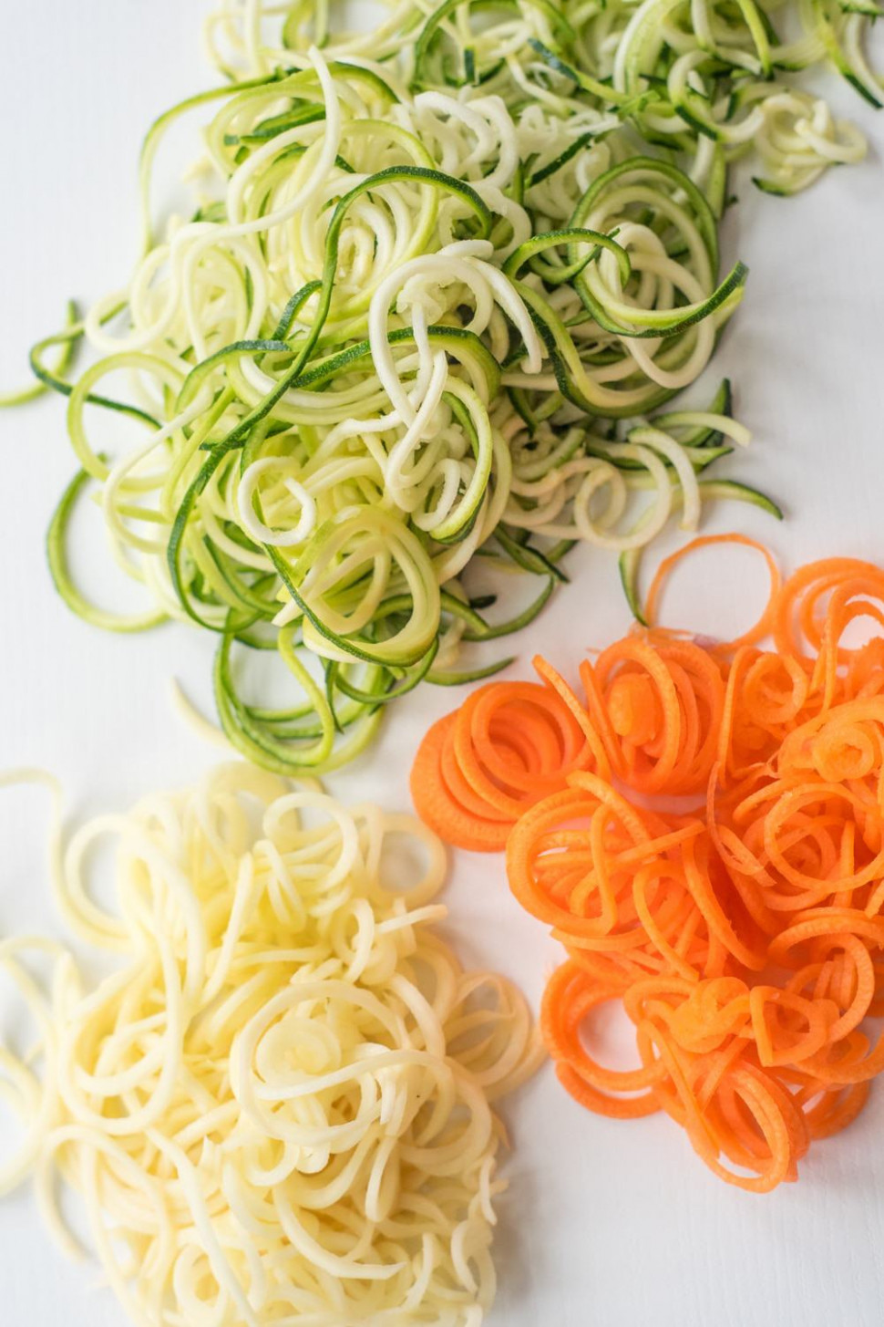 12 Easy Veggie Spiralizer Recipes [+Tips for Beginners ..