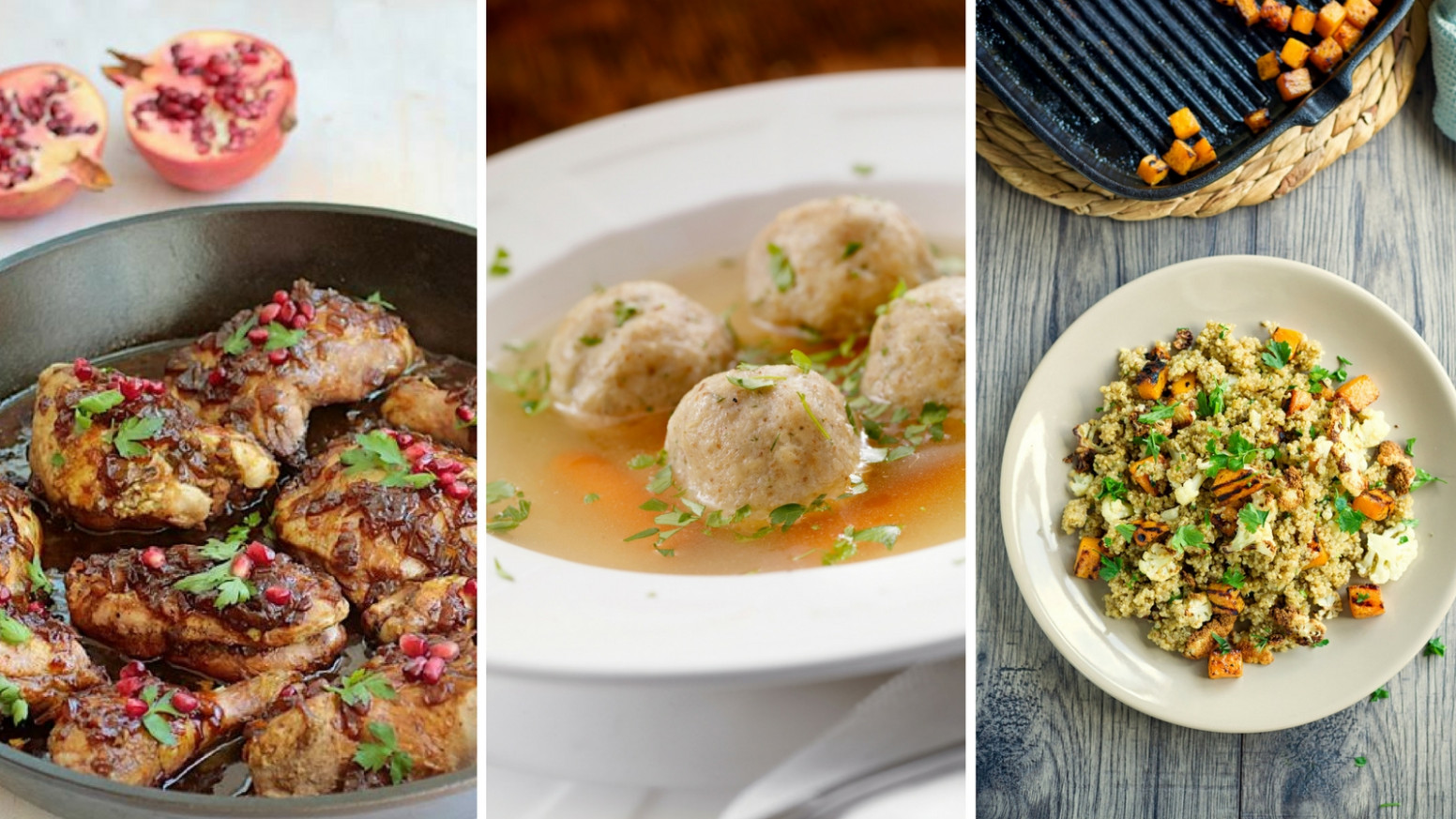 12 Gluten-Free Recipes for Rosh Hashanah | The Nosher - recipes rosh hashanah dinner