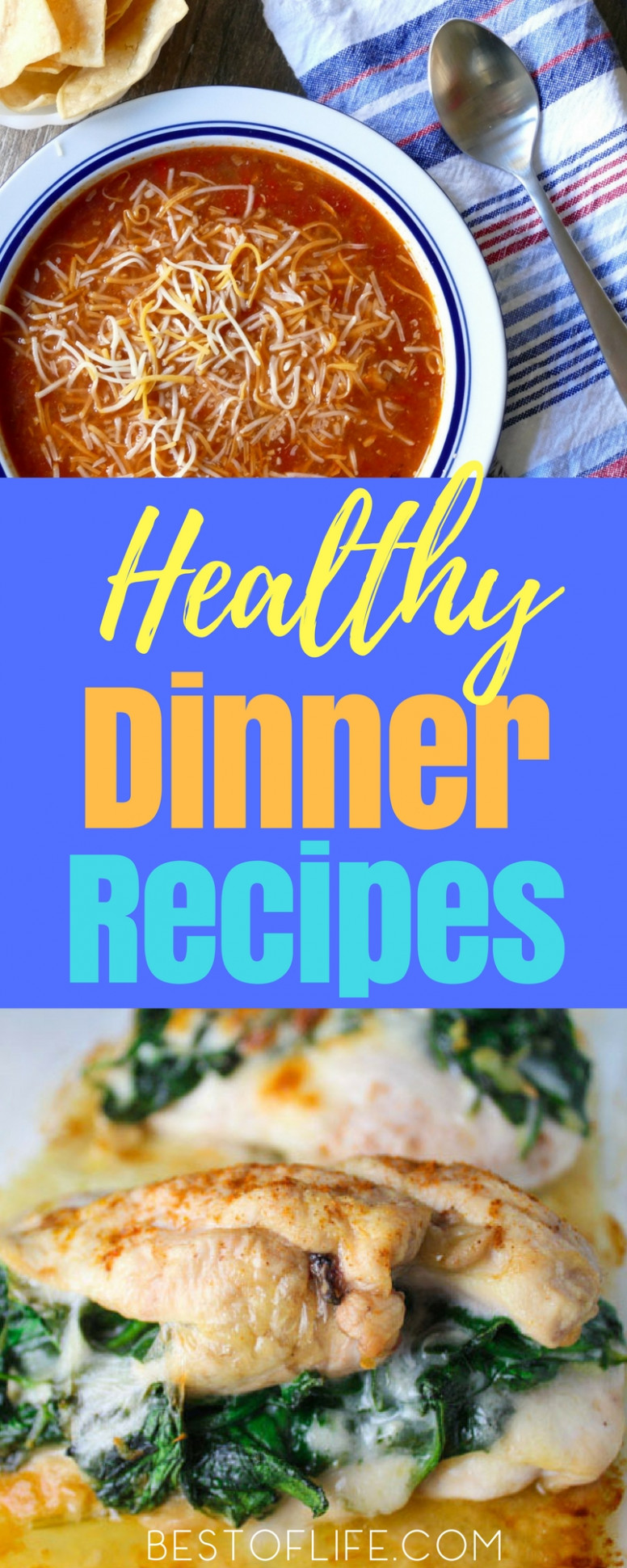 12 Healthy Dinner Recipes for Easy Weight Loss - The Best of ..