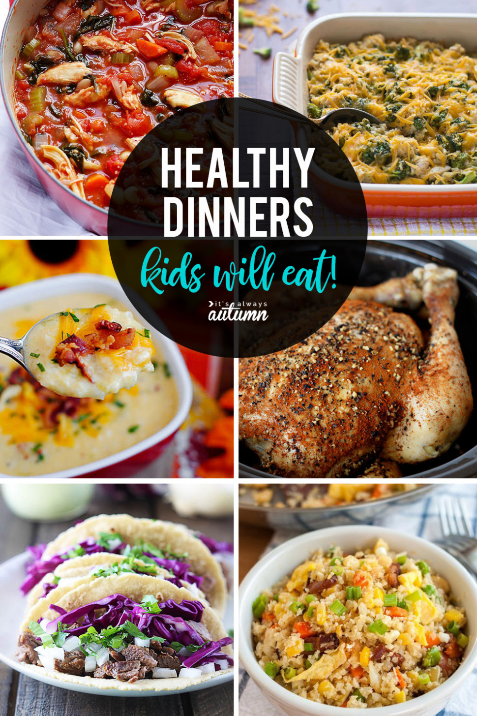 12 healthy easy recipes your kids will actually want to eat ..