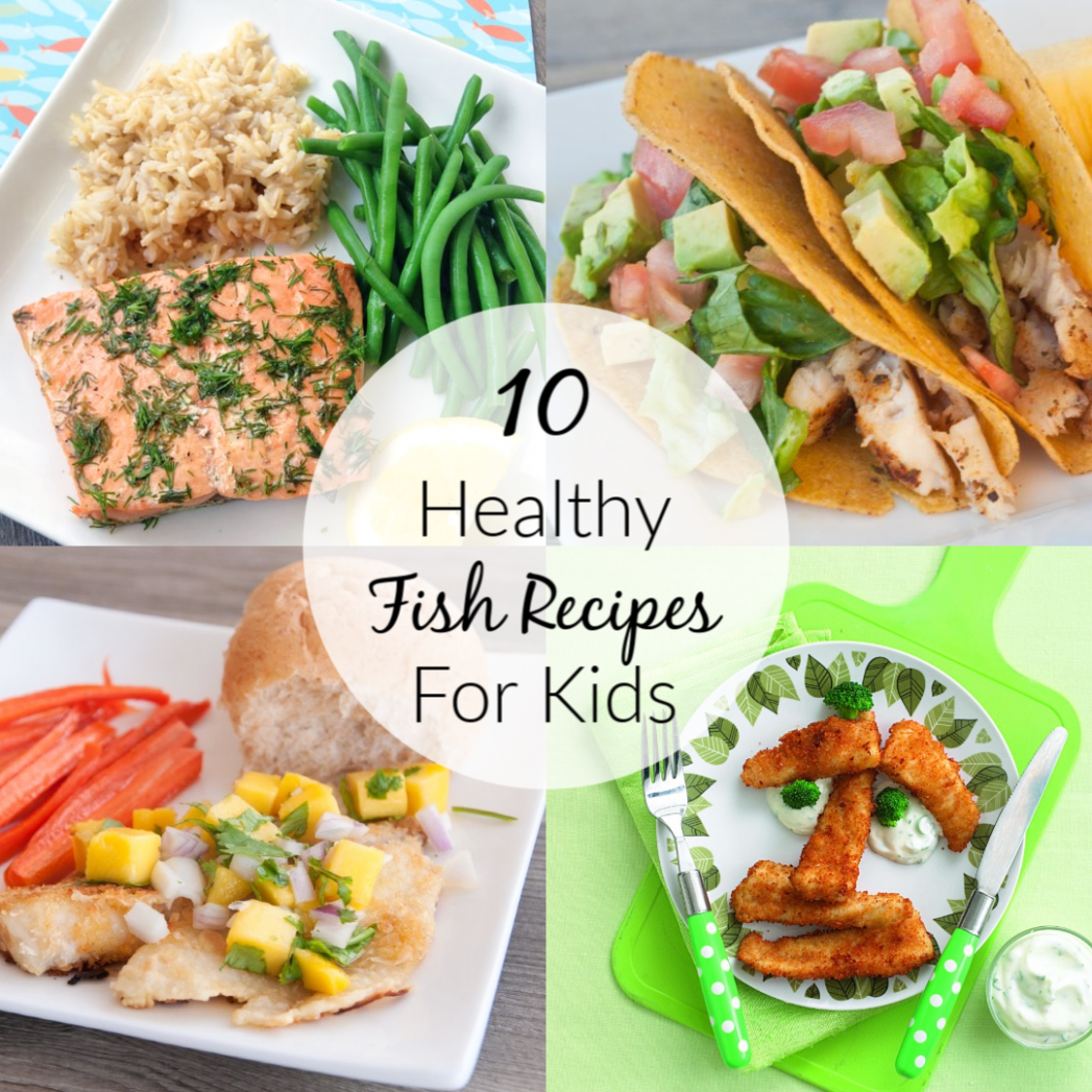 12 Healthy Fish Recipes For Kids - Super Healthy Kids - Healthy Recipes For Kids