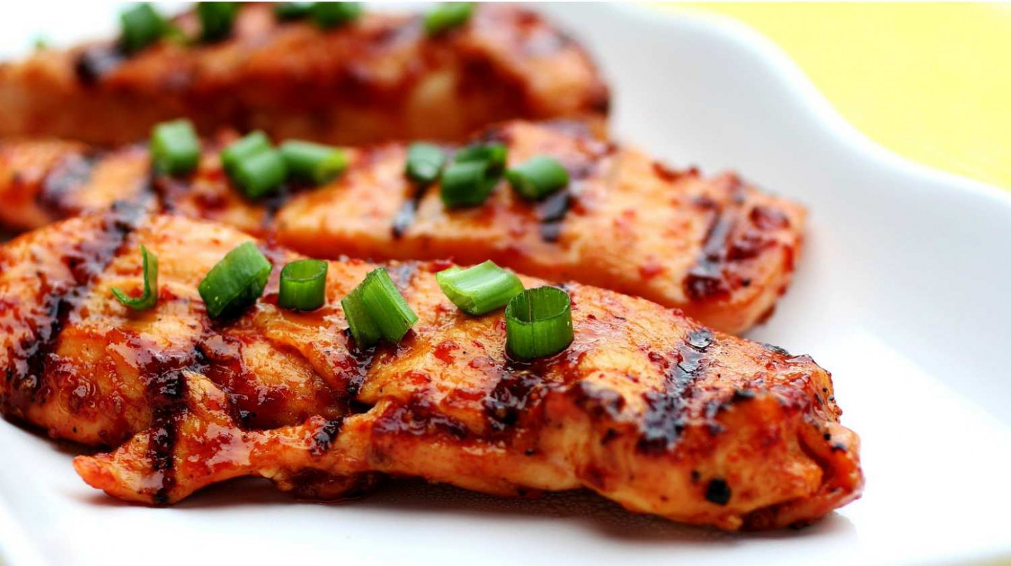 12 Healthy Grilled Chicken Breast Recipes Perfect All Year Round - healthy grilled chicken recipes