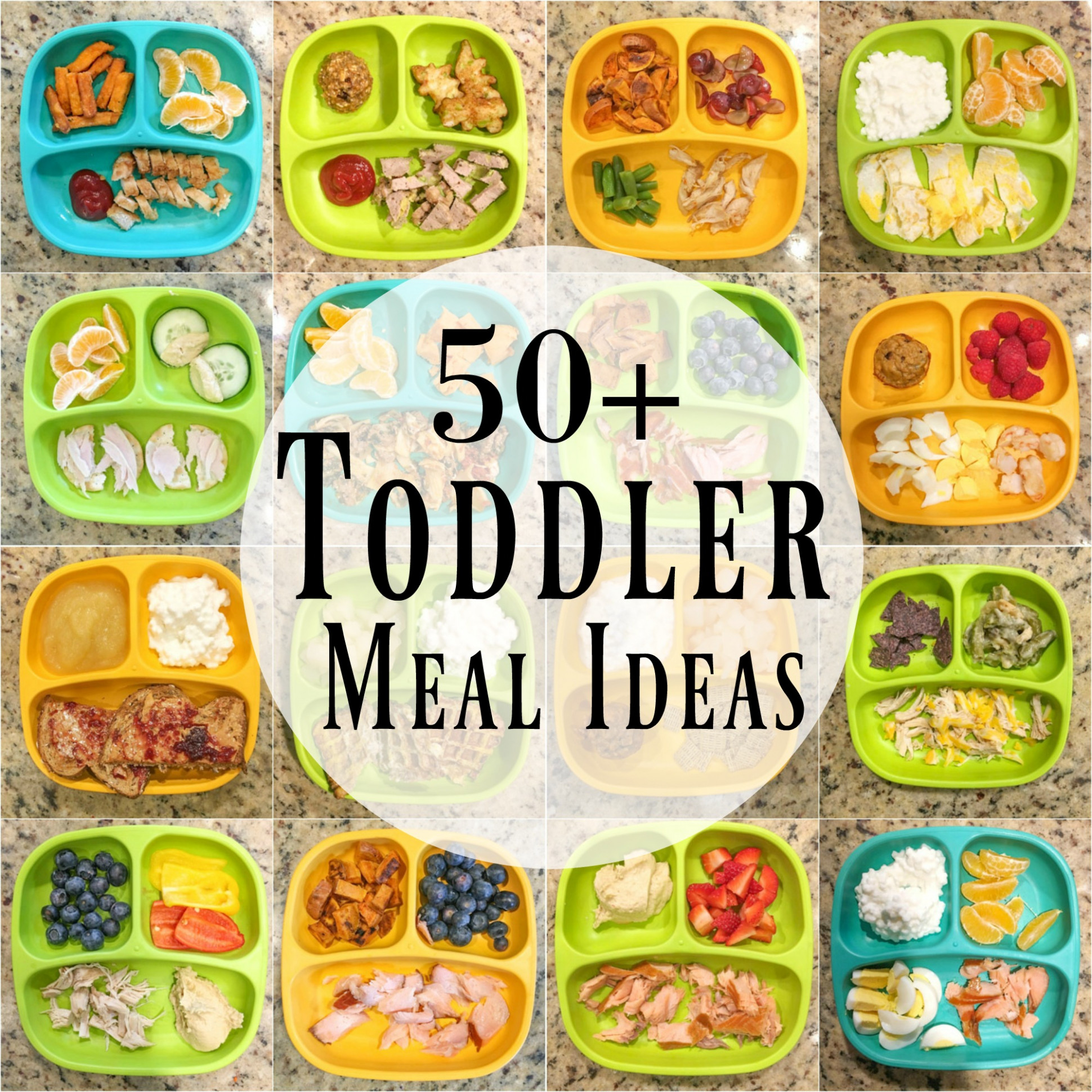 12 Healthy Toddler Meal Ideas | The Lean Green Bean - healthy recipes for kids
