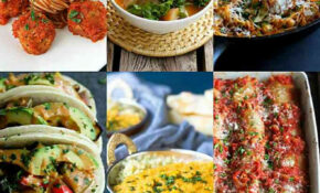 12 Healthy Vegetarian Dinner Recipes – Cookin Canuck – Recipes To Try For Dinner