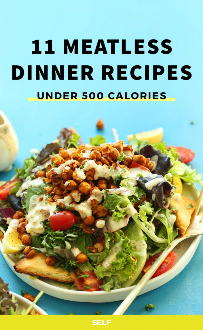 12 High-Protein Vegetarian Recipes Under 12 Calories | SELF - vegetarian recipes that are high in protein
