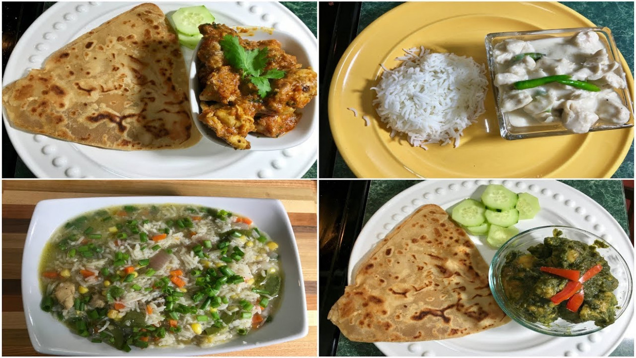 12 Indian Chicken Dinner Recipes Under 12 Minutes | 12 Quick & Easy Chicken  Recipes For Working Mom - dinner recipes quick indian
