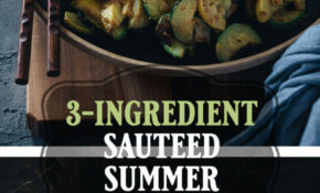 12 Ingredient Sauteed Summer Squash | Gastroplant – Healthy Yellow Squash Recipes