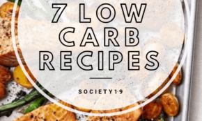 12 Low Carb Recipes For A Healthy Dinner – Society12 – No Carb Recipes Dinner