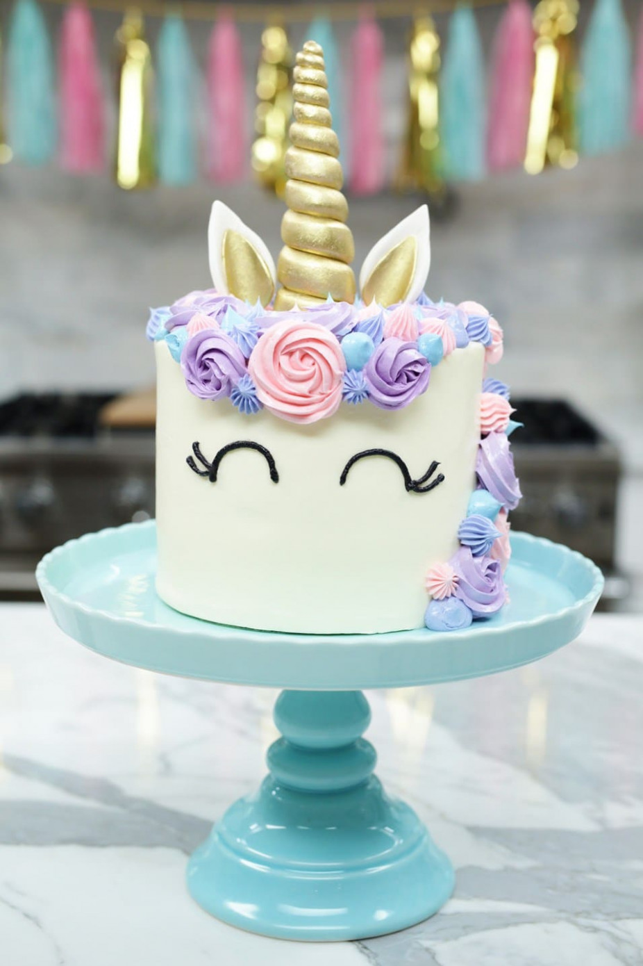12 Magical Unicorn Party Ideas | Pizzazzerie - Unicorn Party Food Recipes