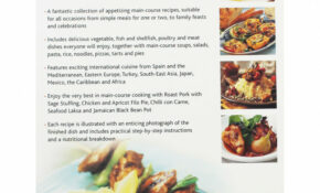 12 Main Course Recipes By Jenni Fleetwood | Cookery Books At The Works – Recipes Dinner Party Main Course