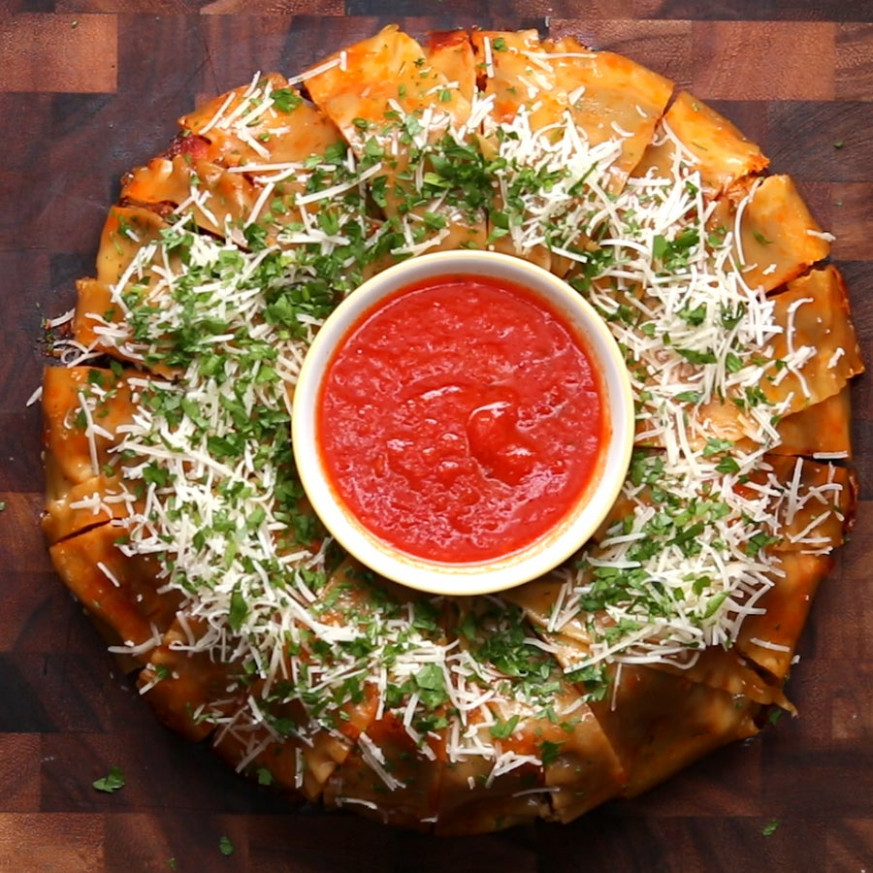 12 Mind-Blowing Party Food Rings   Recipes - recipes party food