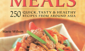 12-Minute Asian Meals: 12 Quick, Tasty & Healthy Recipes ...